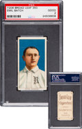 Baseball Cards:Singles (Pre-1930), 1909-11 T206 Broad Leaf 350 Emil Batch PSA Good 2 - Only Two on the PSA Census! ...