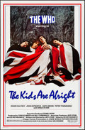 "Movie Posters:Rock and Roll, The Kids Are Alright (New World, 1979). Folded, Very Fine/Near Mint. One Sheet (27"" X 41""). Rock and Roll.. ..."