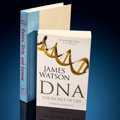 Medical:Osteology , James Watson Signed Books. DNA: The Secret of Life & Genes, Girls and Gamow. ... (Total: 2 Items)