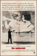 """Movie Posters:Foreign, The Conformist (Paramount, 1971). Folded, Very Fine. One Sheet (27"""" X 41"""") & Photos (8) (8"""" X 10""""). Style A. Foreign.. ... (Total: 9 Items)"""