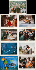 """Movie Posters:Drama, A Tiger Walks & Other Lot (Buena Vista, 1964). Very Fine. LobbyCard Set of 9 & Lobby Card Set of 5 (11"""" X 14"""") With Origina...(Total: 16 Items)"""