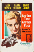 """Movie Posters:Drama, Another Time, Another Place (Paramount, 1958). Folded, Very Fine.One Sheet (27"""" X 41""""). Drama.. ..."""