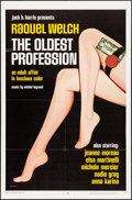 """Movie Posters:Foreign, The Oldest Profession & Other Lot (Goldstone Film Enterprises, 1968). Rolled, Very Fine-. One Sheets (2) (27"""" X 41""""). Foreig..."""