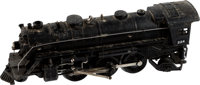 "Neil Armstrong's Lionel Train Set: ""O"" Gauge Locomotive 224 with Coal Tender, Coal Dump Car, Sunoco Tanker, Ca..."