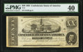 Confederate Notes:1862 Issues, T51 $20 1862 PF-4 Cr. 365 PMG Extremely Fine 40.. ...