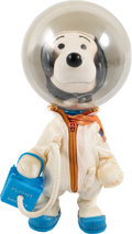 "Explorers:Space Exploration, Apollo 10: Original ""Snoopy Astronaut"" Doll Directly From The Armstrong Family Collection™, CAG Certified...."