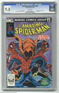 Modern Age (1980-Present):Superhero, The Amazing Spider-Man #238 (Marvel, 1983) CGC NM/MT 9.8 Whitepages. First appearance of the Hobgoblin. Cover and art by Jo...