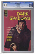Silver Age (1956-1969):Horror, Dark Shadows #2 File Copy (Gold Key, 1969) CGC NM- 9.2 Off-whitepages. Photo cover. Joe Certa interior art. Overstreet 2004...