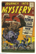 Silver Age (1956-1969):Mystery, Journey Into Mystery #76 (Marvel, 1962) Condition: GD+. 12¢variant. Jack Kirby cover. Kirby, Steve Ditko, and Don Heck art....