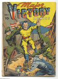 Golden Age (1938-1955):Superhero, Major Victory #1 (H. Clay Glover Company, 1944) Condition: FN. Origin of Major Victory by Charles Sultan. First appearance o...