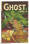 Golden Age (1938-1955):Horror, Miscellaneous Golden Age Horror Group (Various, 1952-54). Thisgroup includes Ghost Comics #3 (GD/VG) and Black Cat My... (Total:2 Comic Books Item)