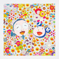 Prints & Multiples:Print, Takashi Murakami (Japanese, b. 1962). Me and Mr. DOB, 2009. Offset lithograph in colors on smooth wove paper. 26-3/4 x 2...