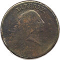 Large Cents, 1793 1C Chain, AMERICA, Periods, S-4, B-5, R.3, Good 4 PCGS....