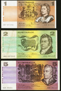 World Currency, Australia Australia Reserve Bank Group of 7 Examples Very Fine orbetter.. ... (Total: 7 items)