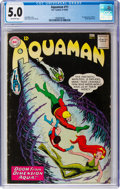 Silver Age (1956-1969):Superhero, Aquaman #11 (DC, 1963) CGC VG/FN 5.0 Off-white pages....
