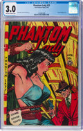Golden Age (1938-1955):Superhero, Phantom Lady #23 (Fox Features Syndicate, 1949) CGC GD/VG 3.0 Off-white to white pages....