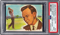 Golf Cards:General, 1965 Bancroft Tiddlers Arnold Palmer #26 PSA Mint 9 - Pop Nine, None Higher....