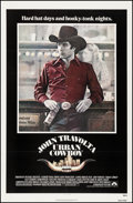 "Movie Posters:Drama, Urban Cowboy (Paramount, 1980). Very Fine on Linen. One Sheet (27""X 41.5""). Drama.. ..."