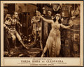 "Movie Posters:Drama, Cleopatra (Fox, 1917). Very Fine+. CGC Graded Lobby Card (11"" X 14"").. ..."