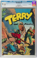 Golden Age (1938-1955):Adventure, Four Color #101 Terry and the Pirates - Crowley Copy Pedigree (Dell, 1946) CGC NM+ 9.6 Off-white pages....