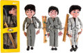 Music Memorabilia:Toys, The Beatles Set of (4) Marionette Puppets (Pelham, circa mid-1960s). . ...