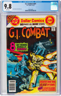 Bronze Age (1970-1979):War, G.I. Combat #201 (Quality, 1977) CGC NM/MT 9.8 White pages....