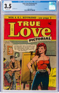 Golden Age (1938-1955):Romance, True Love Pictorial #11 (St. John, 1954) CGC VG- 3.5 Off-white pages....