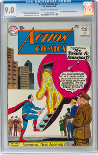 Action Comics #271 (DC, 1960) CGC VF/NM 9.0 Cream to off-white pages