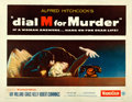 Movie Posters:Hitchcock, Dial M for Murder (Warner Brothers, 1954). Very Fine- on P...