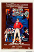 """Movie Posters:Comedy, W.W. and the Dixie Dancekings (20th Century Fox, 1975). Folded, Very Fine. One Sheets (2) (27"""" X 41""""), Lobby Card Set of 8 (... (Total: 12 Items)"""