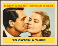 "Movie Posters:Hitchcock, To Catch a Thief (Paramount, 1955). Very Fine-. Lobby Card (11"" X14""). Hitchcock.. ..."