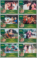"Movie Posters:Comedy, Caddyshack (Orion, 1980). Very Fine/Near Mint. Lobby Card Set of 8 (11"" X 14""). Comedy.. ... (Total: 8 Items)"