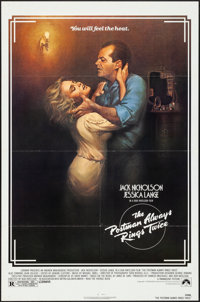 """The Postman Always Rings Twice & Other Lot (Paramount, 1981). Folded, Very Fine+. One Sheets (3) (27"""" X 41&..."""