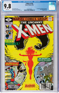 X-Men #125 (Marvel, 1979) CGC NM/MT 9.8 White pages