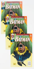 Modern Age (1980-Present):Superhero, Detective Comics #658 and 659 Long Box (DC, 1993) Condition:Average NM-....