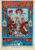 Music Memorabilia:Posters, Family Dog/Avalon Ballroom Concert Posters - Complete Near-Mint Set of All 161!. ... (Total: 6 Items)