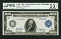 Fr. 1133-C $1,000 1918 Federal Reserve Note PMG About Uncirculated 53 EPQ