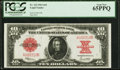 Large Size:Legal Tender Notes, Fr. 123 $10 1923 Legal Tender PCGS Gem New 65PPQ.. ...