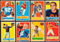 Football Cards:Sets, 1956 Topps Football Complete Set (120). ...