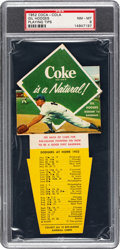 Baseball Cards:Singles (1950-1959), 1952 Coca-Cola Gil Hodges PSA NM-MT 8 - Pop Three, None Higher. ...