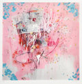 Prints & Multiples:Print, Antony Micallef (b. 1975). I Shit Diamonds, 2013. Archival pigment and screenprint with hand coloring, glitter varnish, ...