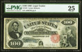 Large Size:Legal Tender Notes, Fr. 181 $100 1880 Legal Tender PMG Very Fine 25.. ...
