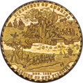 Expositions and Fairs, 1893 Columbian Exposition Gold Medal, Eglit-36A, Similar to HK-156 and HK-157, MS63 Prooflike NGC. ...