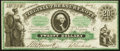 Obsoletes By State:Virginia, Richmond, VA- Virginia Treasury Note $20 July 1, 1861 Cr. 3 AboutUncirculated.. ...