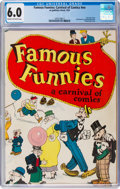 Platinum Age (1897-1937):Miscellaneous, Famous Funnies: A Carnival of Comics #nn (Eastern Color, 1...
