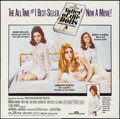 "Movie Posters:Exploitation, Valley of the Dolls (20th Century Fox, 1967). Folded, Very Fine. Six Sheet (79.75 X 78.5""). Exploitation.. ..."