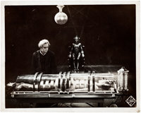 "Metropolis (UFA, 1927). Very Fine-. German Photo (8"" X 10"")"