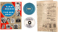 Buddy Holly / Jerry Lee Lewis / Chuck Berry / Alan Freed 1958 Private Concert Movie & Ephemera