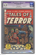"Golden Age (1938-1955):Horror, Tales of Terror Annual #2 (EC, 1952) CGC Apparent FN 6.0 Slight (A)Off-white pages. Al Feldstein cover. CGC notes, ""Restora..."