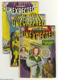Silver Age (1956-1969):Horror, Tales of the Unexpected Group (DC, 1957-58) Condition: Average VG. This group includes #13, 16, 23, 30, and 32. Approximate ... (Total: 5 Comic Books Item)